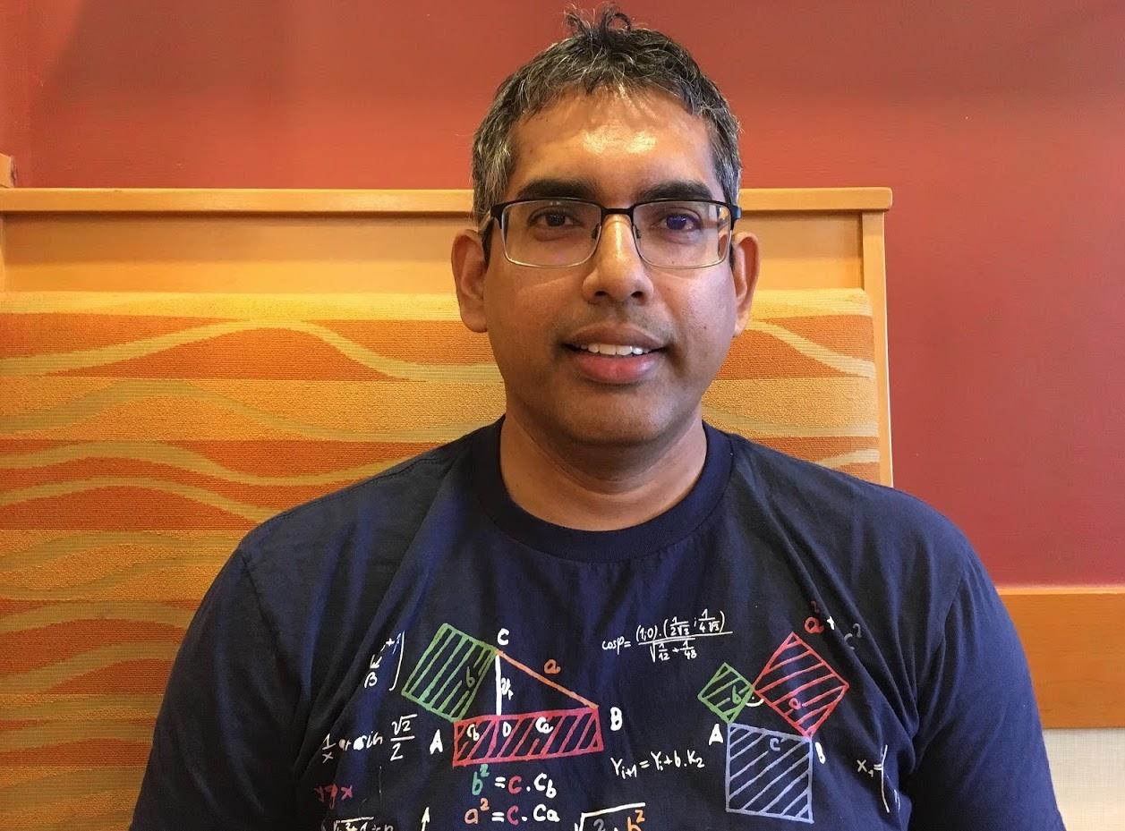 Kaushik Sinha